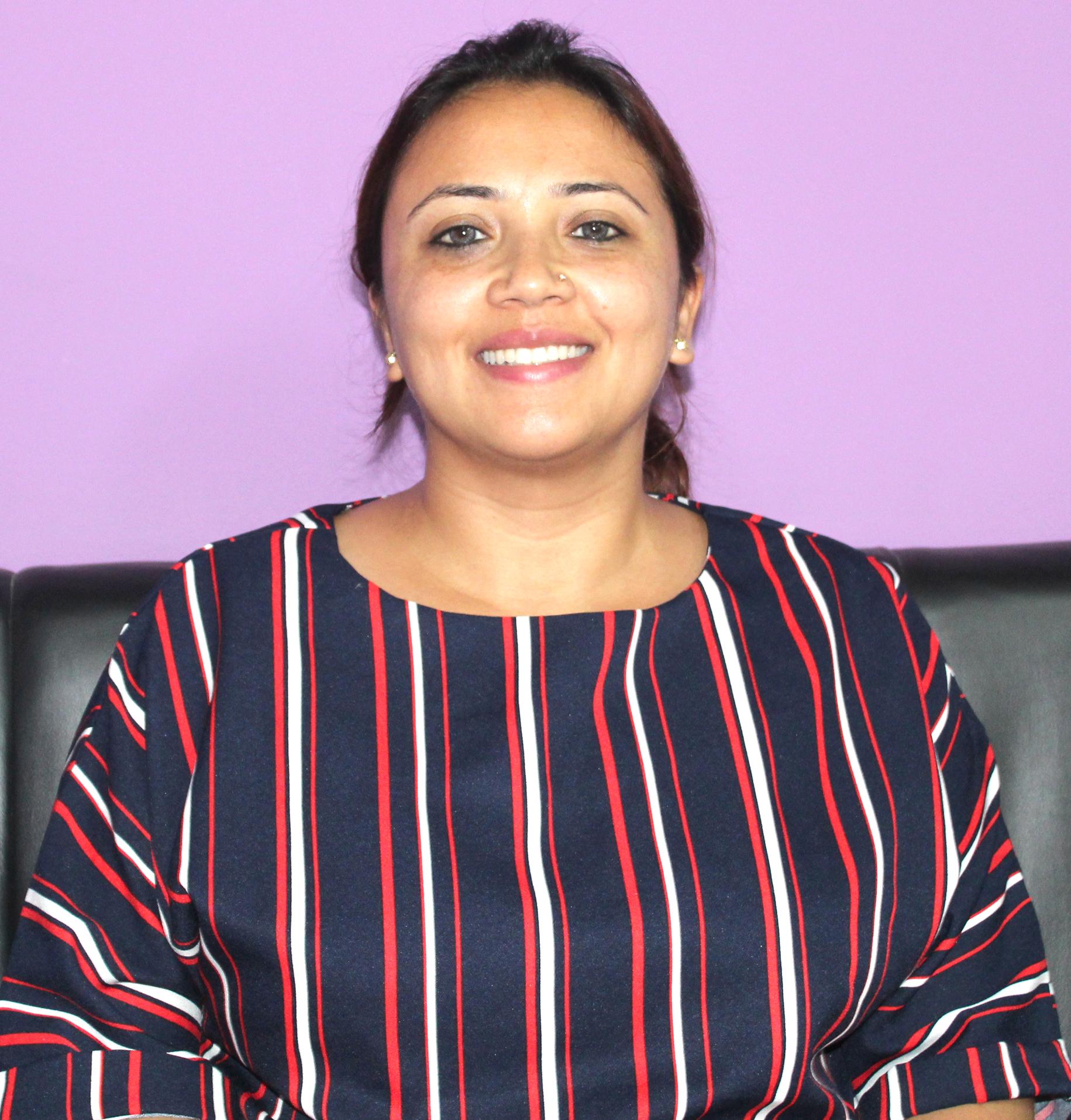 Dr. BHAVANA LUINTEL (BDS; FAGE)